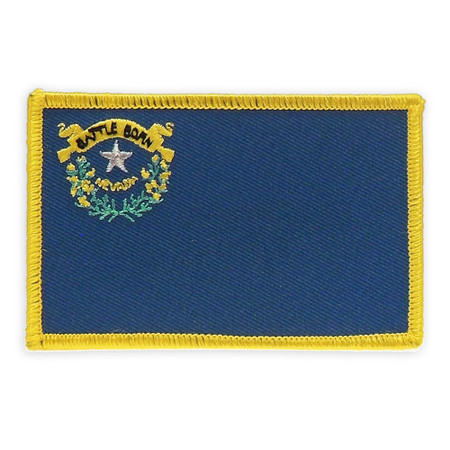Patch - Nevada State Flag