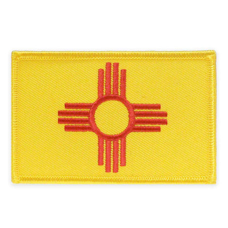 Patch - New Mexico State Flag