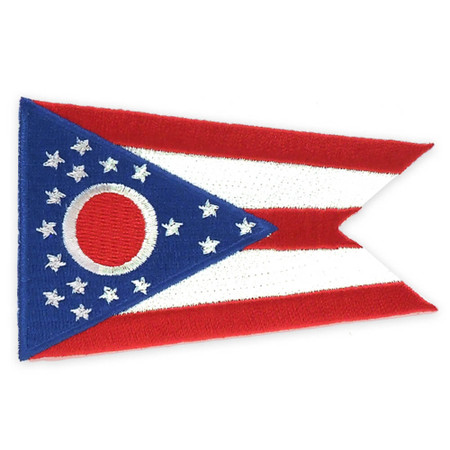Patch - Ohio State Flag