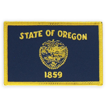 Patch - Oregon State Flag