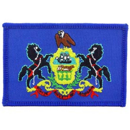 Patch - Pennsylvania State Flag