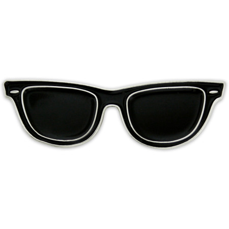 Sunglasses Pin Front