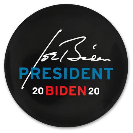 Biden Button Front