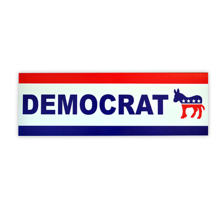 Democrat Magnet Front
