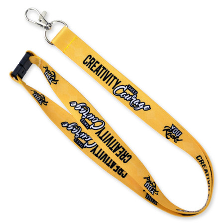 Creativity Takes Courage Lanyard