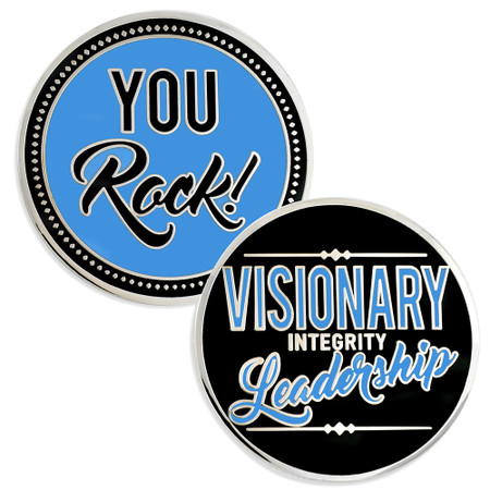 Visionary Leadership Coin