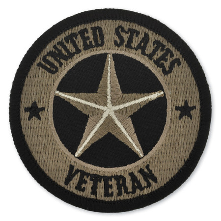 United States Veteran Patch
