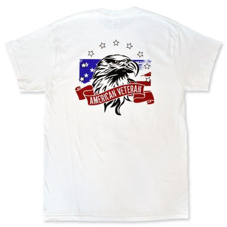 American Veteran T-Shirt White