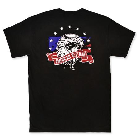 American Veteran T-Shirt Black