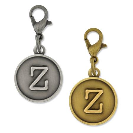 Initial Z Charm