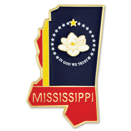 Mississippi Pin