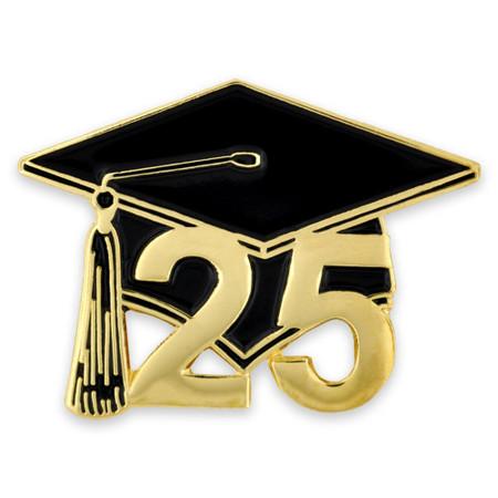 Class of 2025 Graduation Cap Front