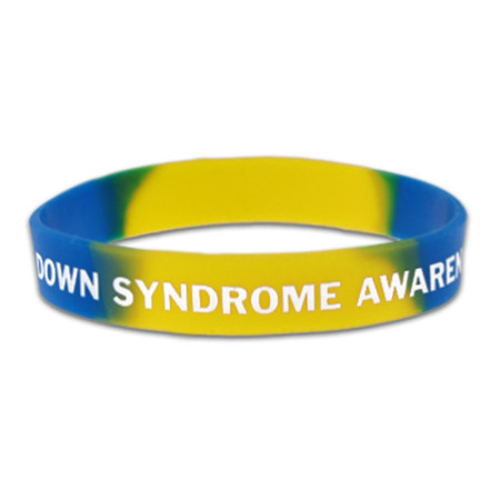 Down Syndrome Awareness Bracelet - Small