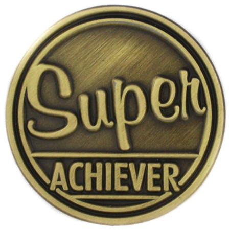 Super Achiever Pin