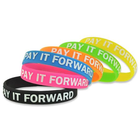 Pay It Forward Bracelet Pack of 6