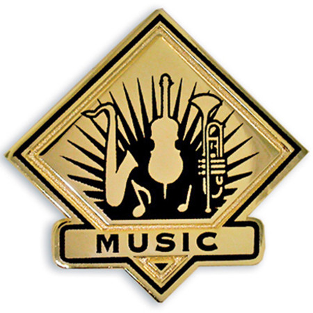 Music Pin