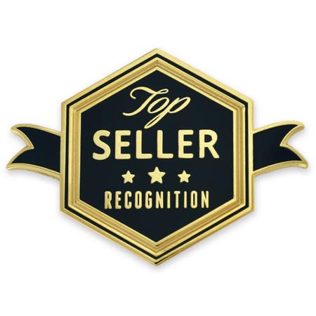 Top Seller Pin Front