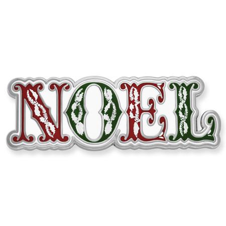 Noel Lapel Pin