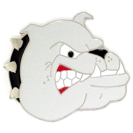 Mascot Pin - Bulldogs