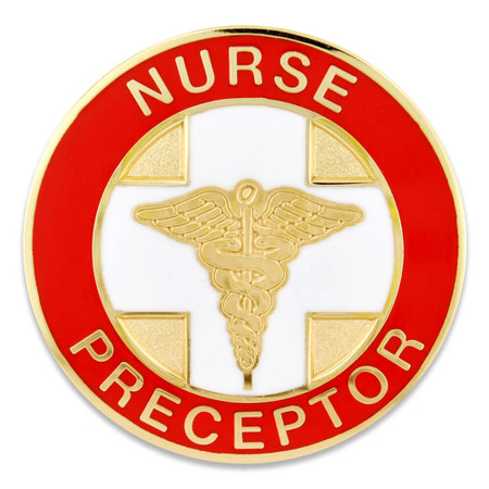 Nurse Preceptor Lapel Pin