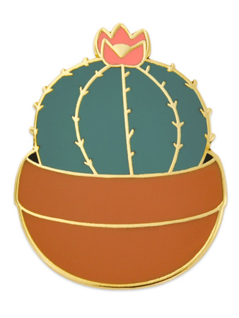 Melocactus Pin Front