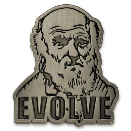 Darwin Evolve Pin Front