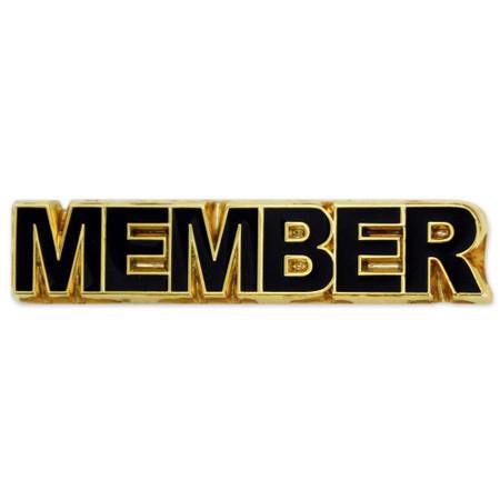 Member Lapel Pin Front