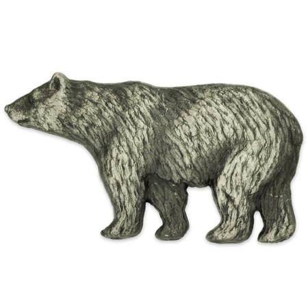 Bear Pin Front
