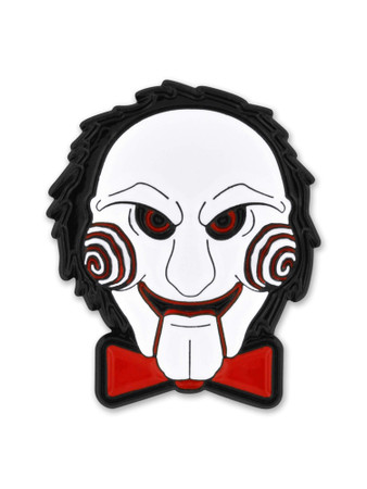 Twisted Puppet Pin Front