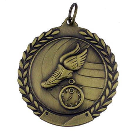 Track Medal - Engravable