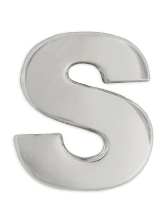 Silver S Front