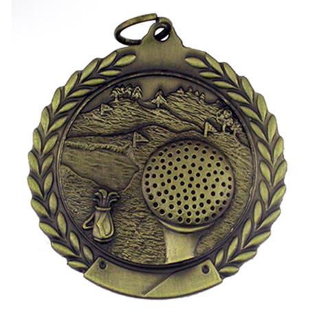 Golf Medal Front