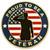 Made In America Veteran Pin