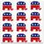 Applique - Republican Group
