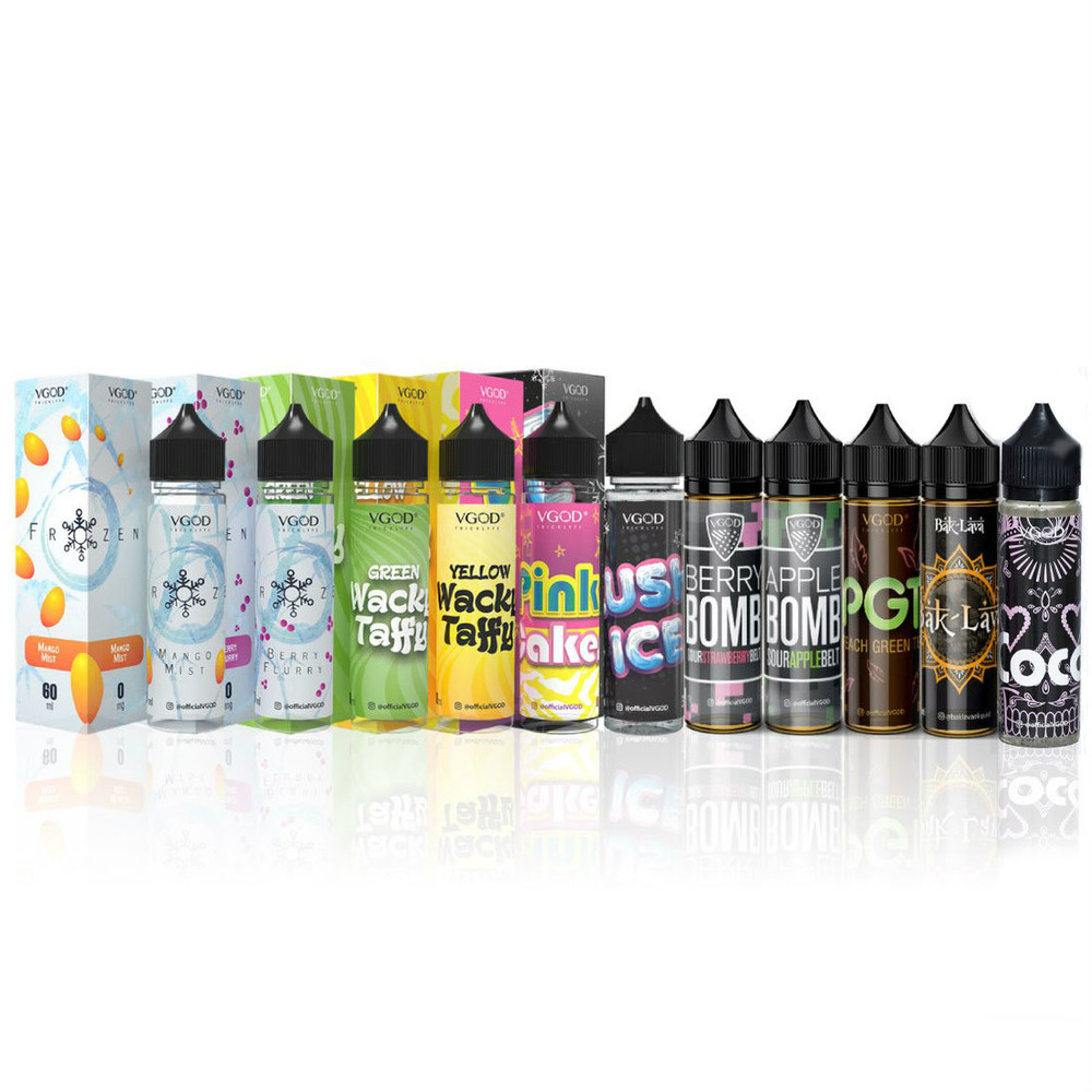 VGOD Collection 60ml Vape Juice