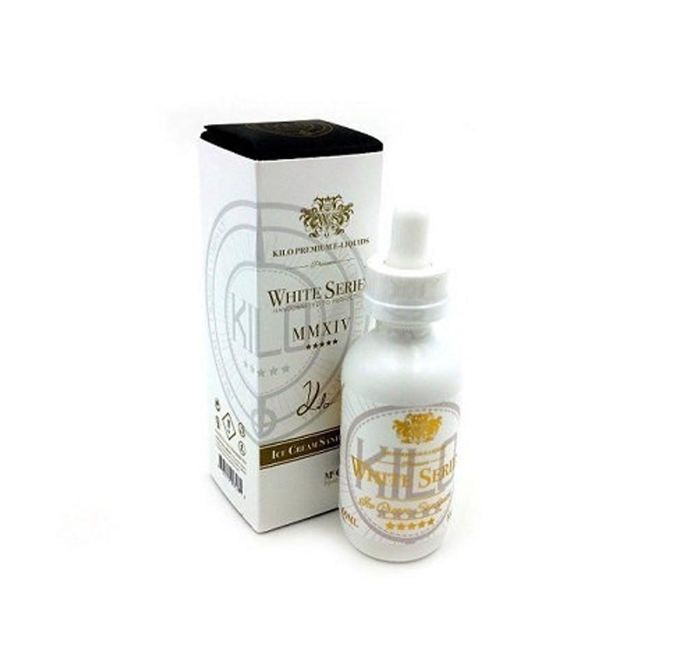 Kilo Black & White Series Collection 60ml Vape Juice