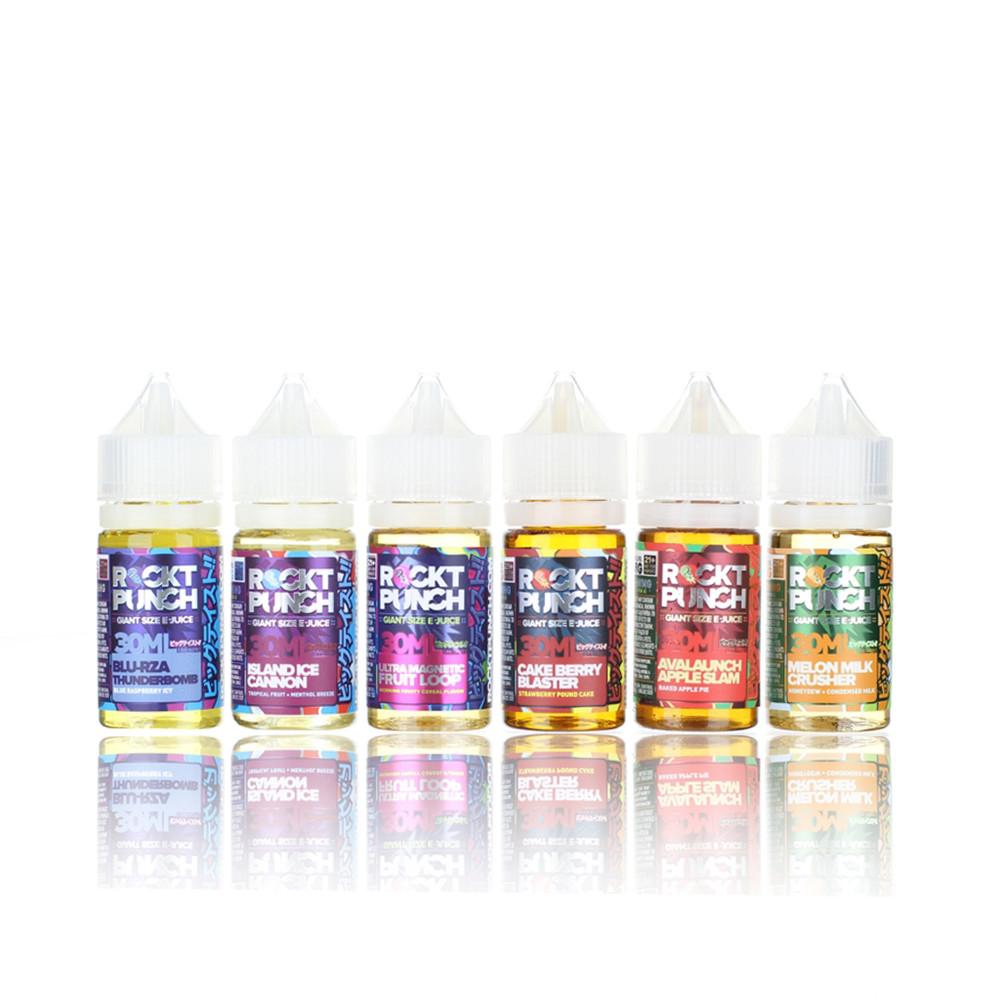 Rockt Punch Collection 30ml Vape Juice