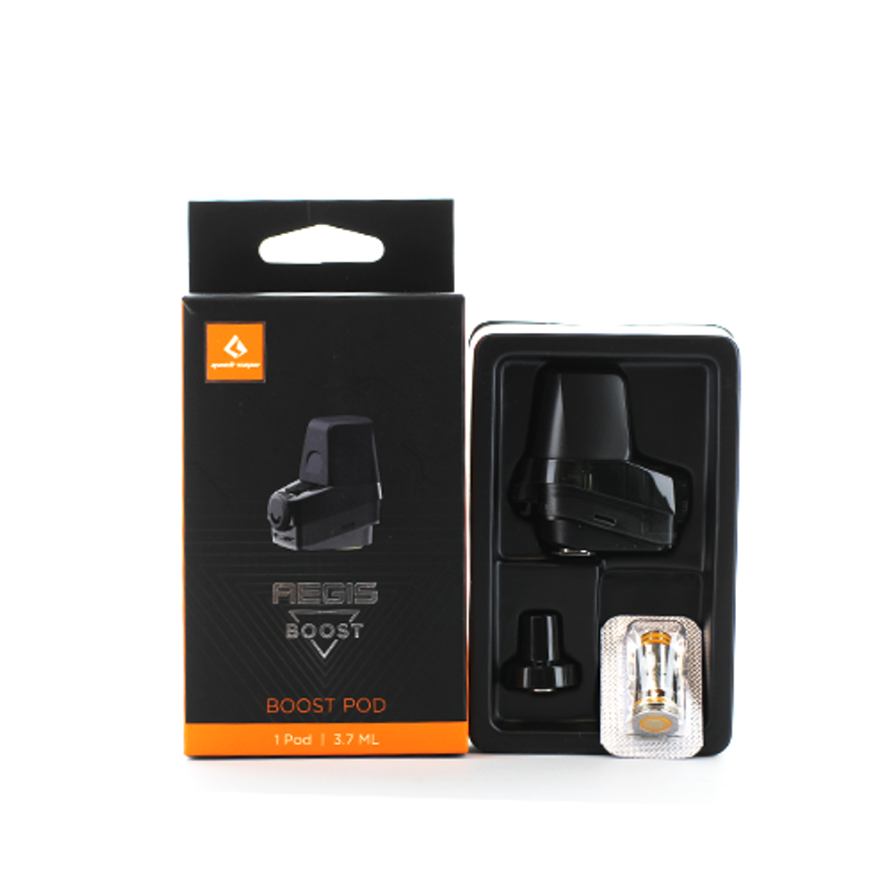 Geekvape Aegis Boost Replacement Pod Cartridge Eightcig Llc