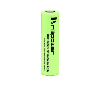 Brillipower IMR 18650 Battery (3100mAh 40A)