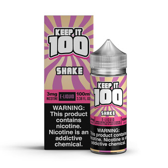 KEEP IT 100 Collection 100ml Vape Juice