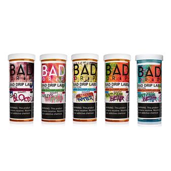 Bad Drip Collection 60ml Vape Juice