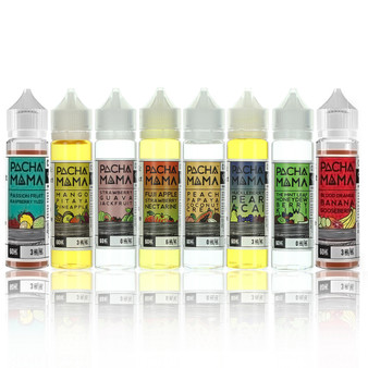Pachamama Collection 60ml Eliquid