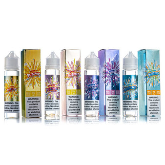 Burst Blizzard Collection 60ml Vape Juice
