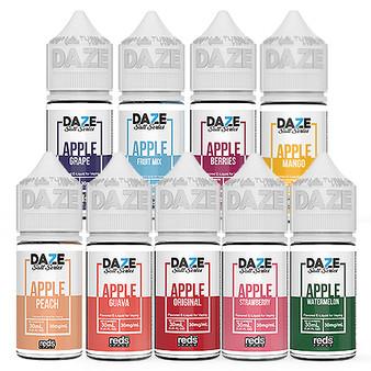 Reds Salt Series Collection 30ml Nic Salt Vape Juice