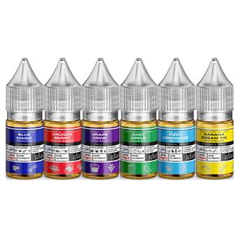 Glas Basix Series Nic Salt Collection 30ml Nic Salt Vape Juice