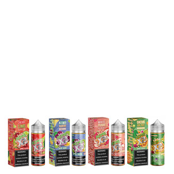 Noms X2 Collection 120ml Vape Juice