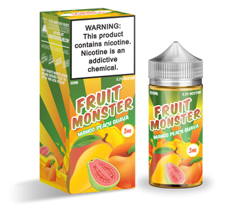Fruit Monster Collection 100ml Vape Juice