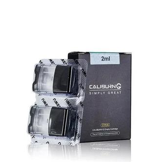 Uwell Caliburn G / KOKO Prime Pod Mesh Replacement Pods (Pack of 2)