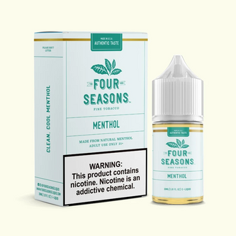Four Seasons E-Liquids Collection 30ml Vape Juice