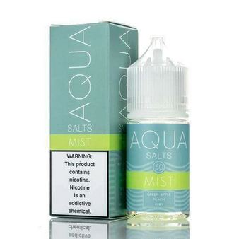 Aqua Synthetic Nicotine 30ml Nic Salt Vape Juice